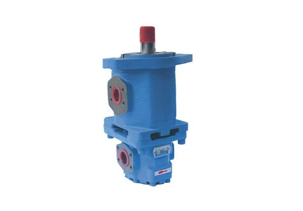CBYK3/YK2双联高压齿轮泵