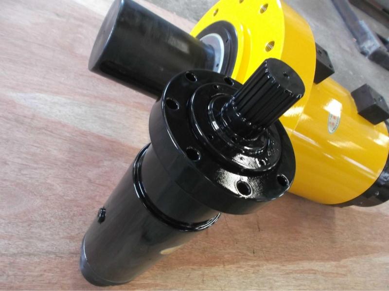 不同液压油缸的工作原理