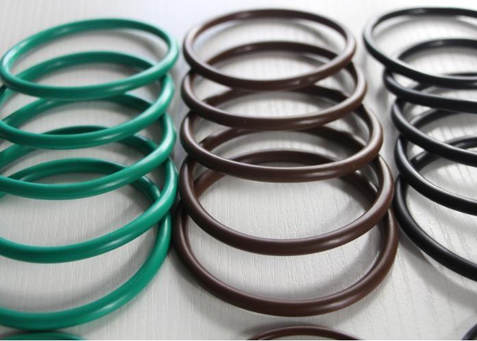 液压密封圈用在不同密封场合,所用的材料都是不同的