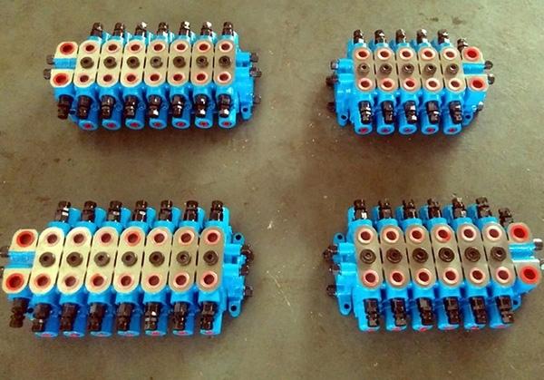 液压阀工作原理及其分类